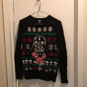 Star Wars Vader Ugly Sweater